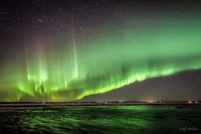 Galerry Northern Lights might be visible in UK again tonight 18th March