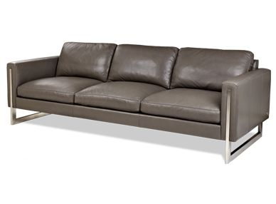 Superior American Leather : Savino Sofa