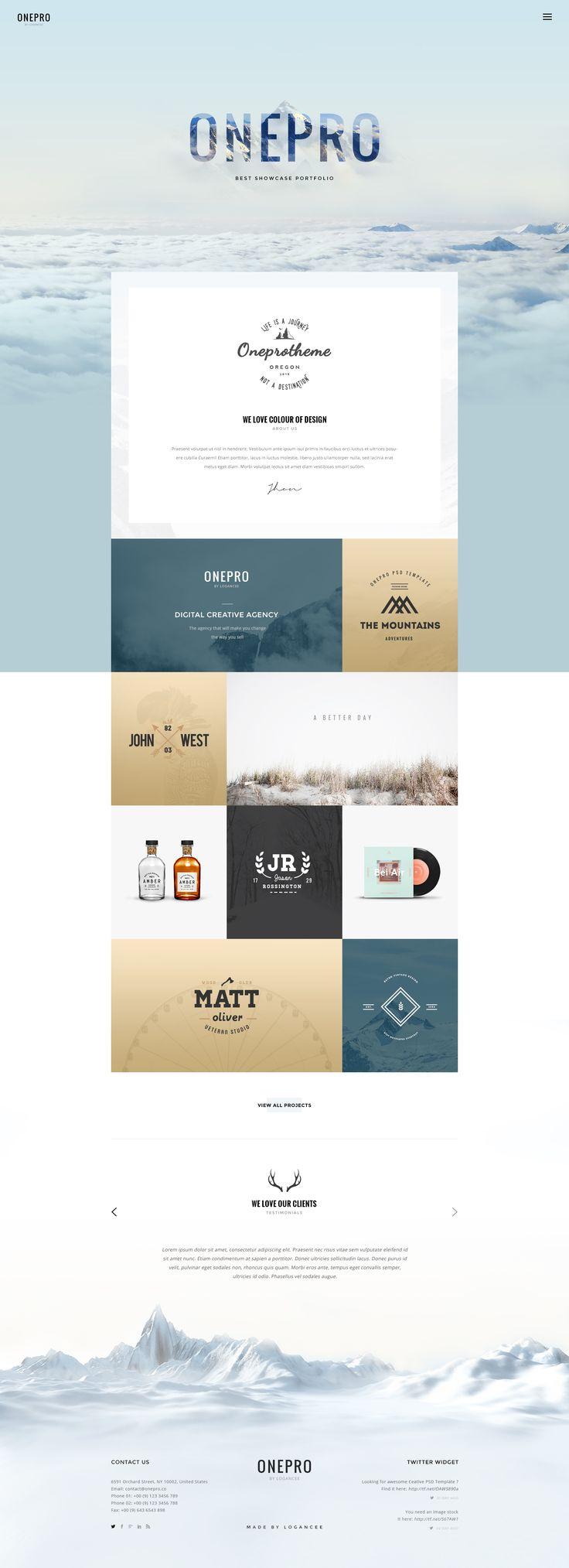 Home portfolio