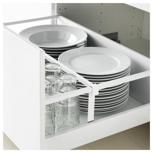 MAXIMERA Drawer, high - white | Kitchen Ideas in 2019 | Ikea
