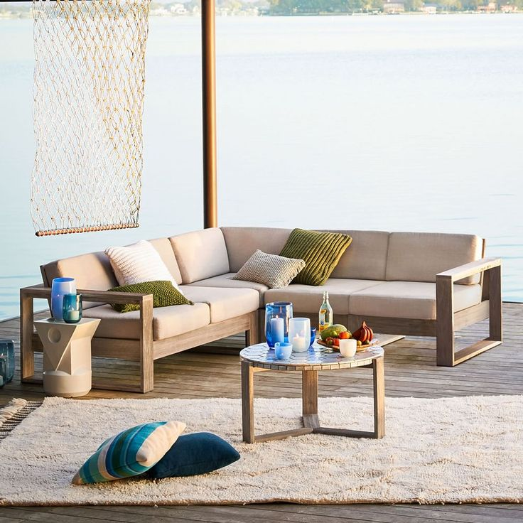 Portside 3-Piece Sectional