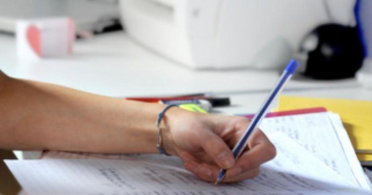 Cómo enseñarle a escribir a un niño zurdo