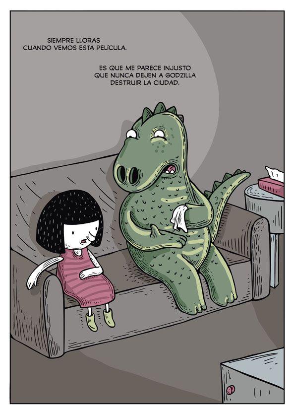@albertomontt Godzilla