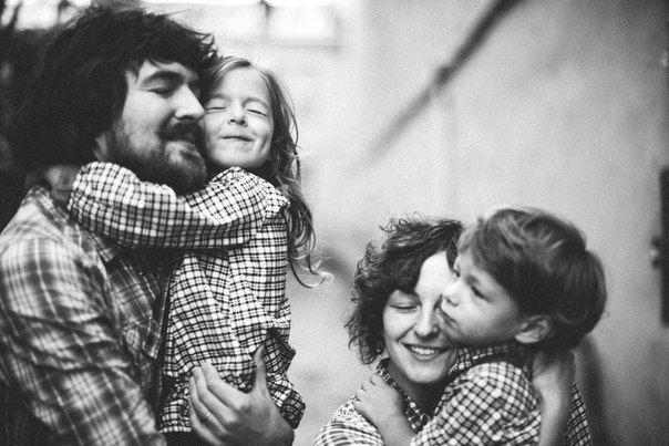 Семья. Вдохновение.