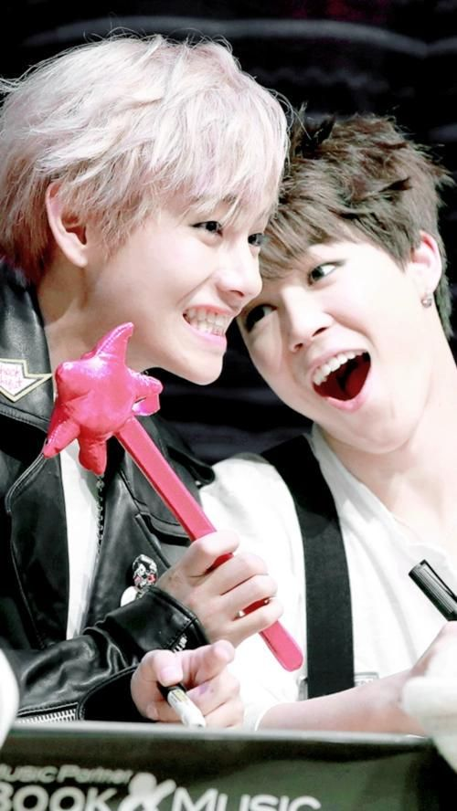 Tell me anyone who don't say BTS cute. I will show that photo and see what them then say ^^