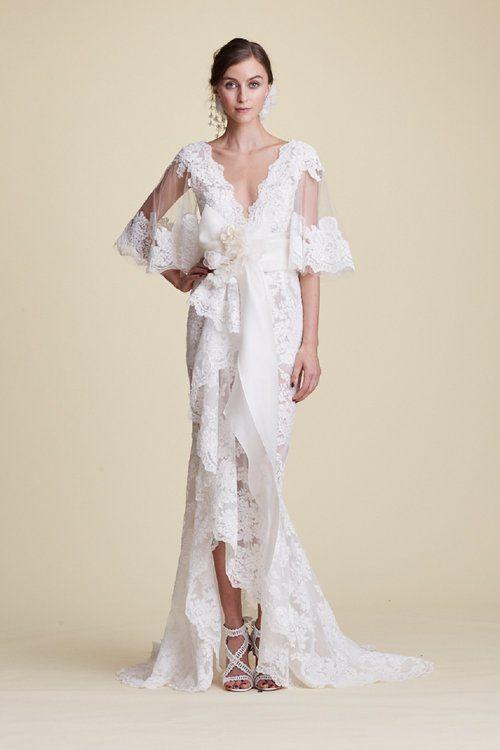 vestidos de novia yolancris 2019: ¡la colección más impresionante