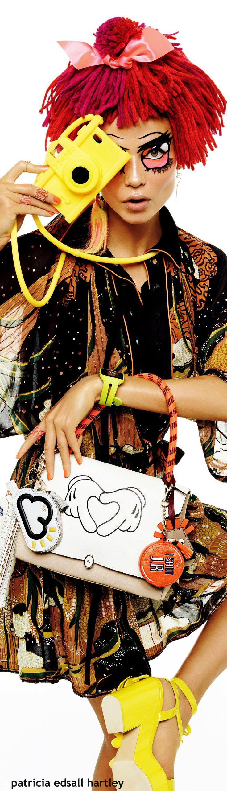 Natasha Poly for Vogue Japan - March 2015
