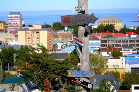Punta Arenas, Chile 2014