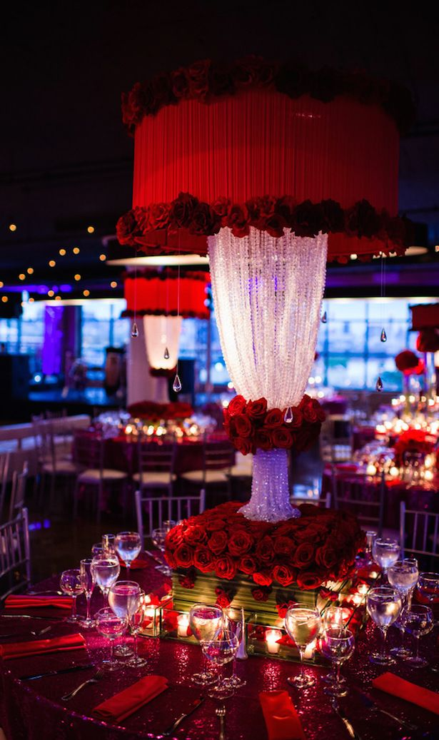 25+ best ideas about Red wedding centerpieces on Pinterest ... - photo#48
