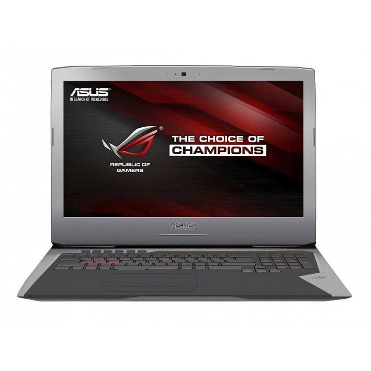 """Asus 17.3"""" G752vt-gc075t i7 gaming laptop"""