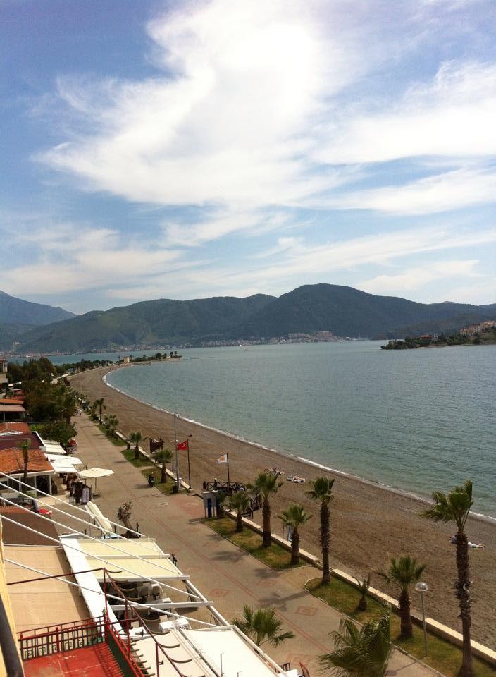 #Calis beach's promenade