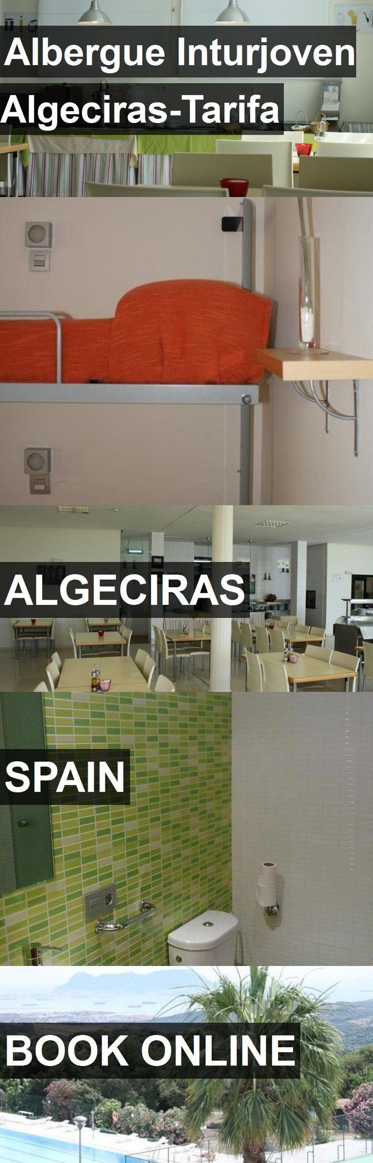 Hotel Albergue Inturjoven Algeciras-Tarifa in Algeciras, Spain. For more information, photos, reviews and best prices please follow the link. #Spain #Algeciras #travel #vacation #hotel