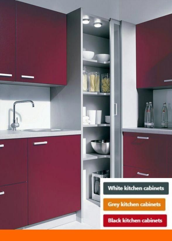 Kitchen Cabinets Painted Diy And Oak Kitchen Cabinets B Q Kitchencabinetb Q Corner Kitchen Pantry Modern Kitchen Cabinet Design Kitchen Corner Cupboard
