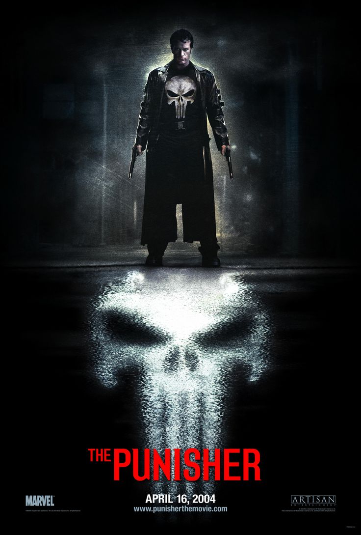 The Punisher is a 2004 American comic book vigilante action film based on the Marvel Comics character of the same name, starring Thomas Jane as the antihero Frank Castle / The Punisher and John Travolta as the villain Howard Saint, a money launderer who orders the death of Castle's entire family.