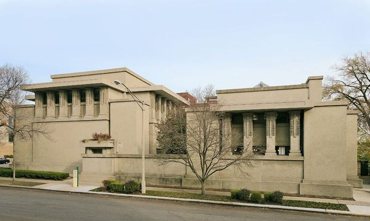 Tour the 10 Frank Lloyd Wright Buildings Nominated as UNESCO World Heritage Sites - Curbed