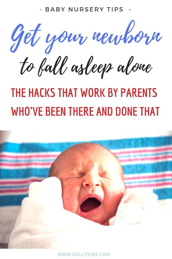 How To Get A Baby To Fall Asleep Quickly