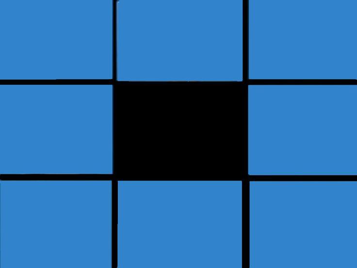 Brady Bunch Photo Template | Brady Bunch style template by *MeglifKaddy on deviantART