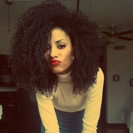 Hairstyles 3b curly hair