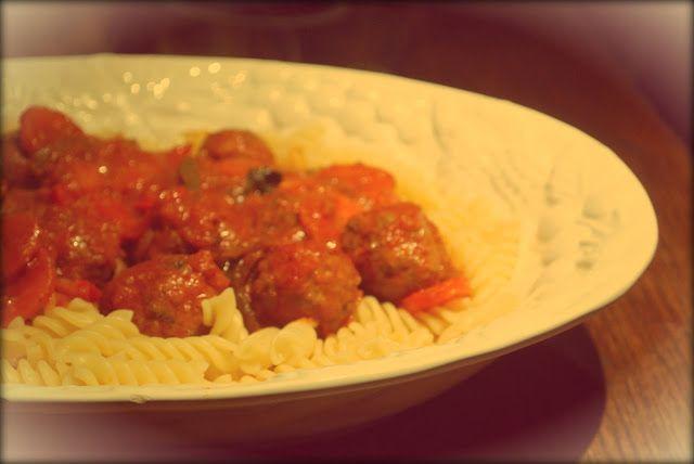 Comida que reconforta #pasta #albóndigas #amor
