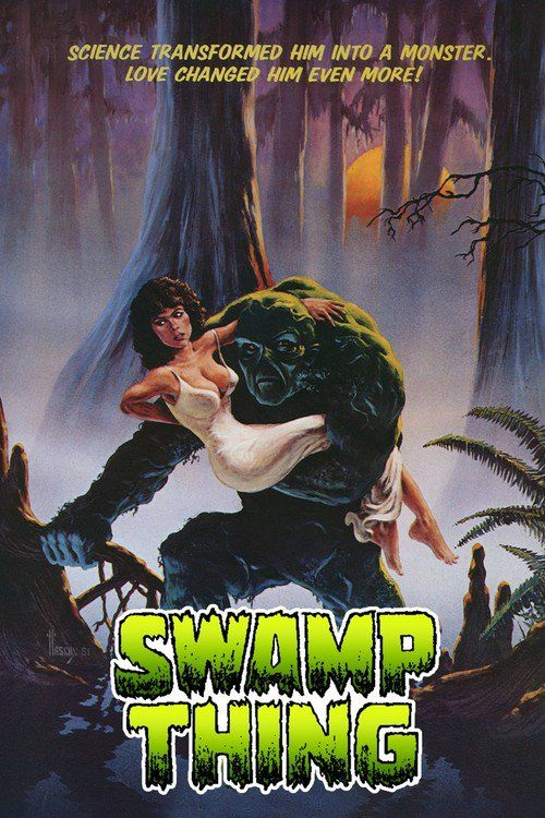 Watch Swamp Thing 1982 Full Movie Online Free