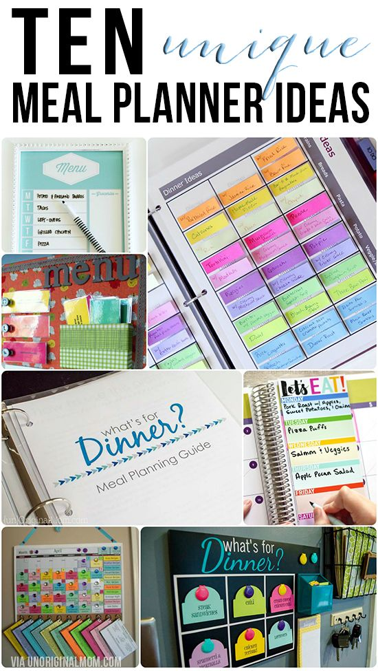 Best 25+ Menu planning ideas on Pinterest Weekly dinner menu - weekly meal plan
