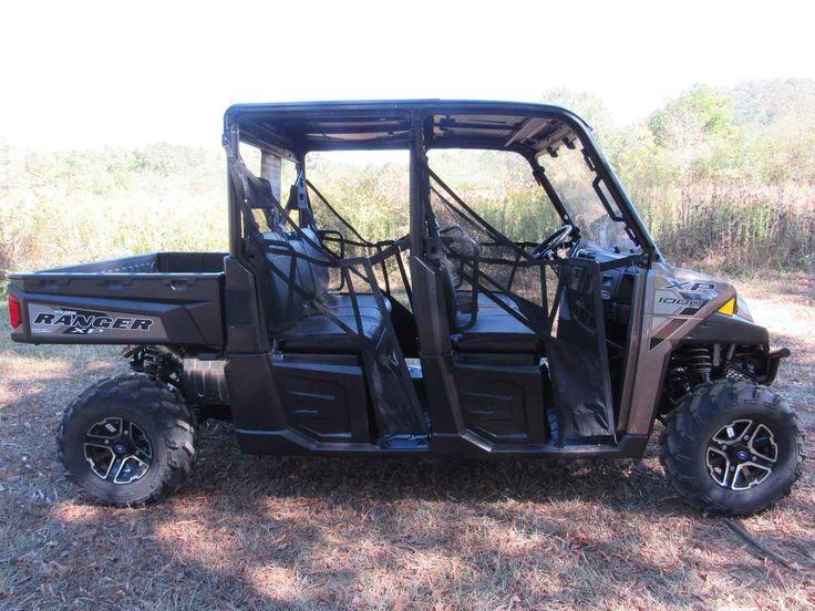 New 2017 Polaris RANGER CREW 1000 - 6 PASSENGER / PO ATVs For Sale in Alabama. 2017 POLARIS RANGER CREW 1000 - 6 PASSENGER / PO,