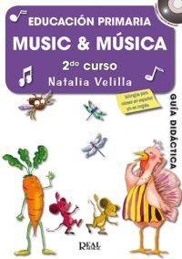 Natalia Velilla: Music & Música, Volumen 2 - Profesor MK17875 http://www.carisch.com/esp/producto.asp?sku=MK17875