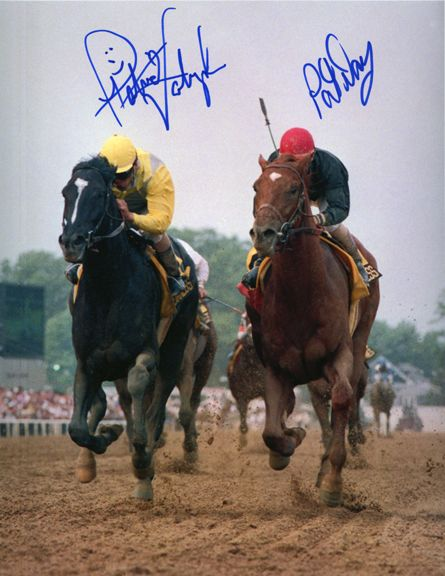SUNDAY SILENCE Not since Affirmed and Alydar in '78 had ...