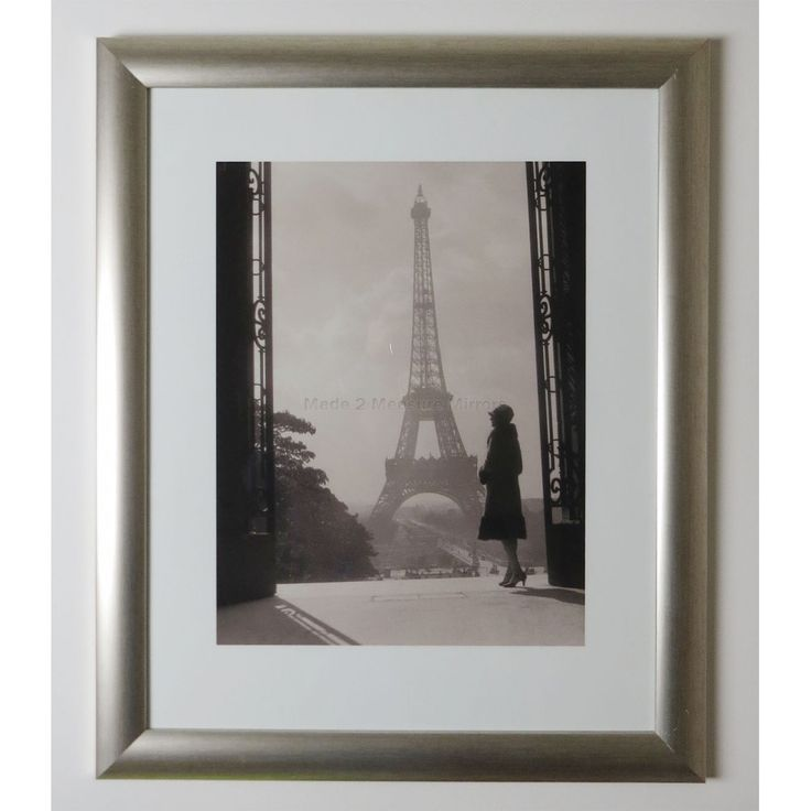 framed eiffel tower pictures | Home » Framed Art Print ''Eiffel Tower""
