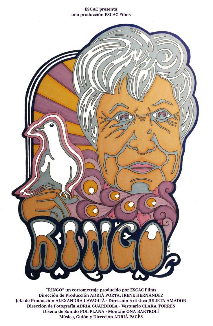 """Irene es una adolescente que vive con su madre Pilar, y su abuela María, en un piso de un barrio humilde. Un buen día, María empieza a comportarse de forma extraña: está mucho más alegre y bromista de lo habitual, cuenta supuestas anécdotas de juventud que incluyen giras de conciertos, excesos y groupies, hasta que finalmente declara: 'soy Ringo Starr'.    """"Ringo"""", de Adrià Pagès  Este año en FESCIGU   https://www.youtube.com/watch?v=lNY9FPzziSs"""