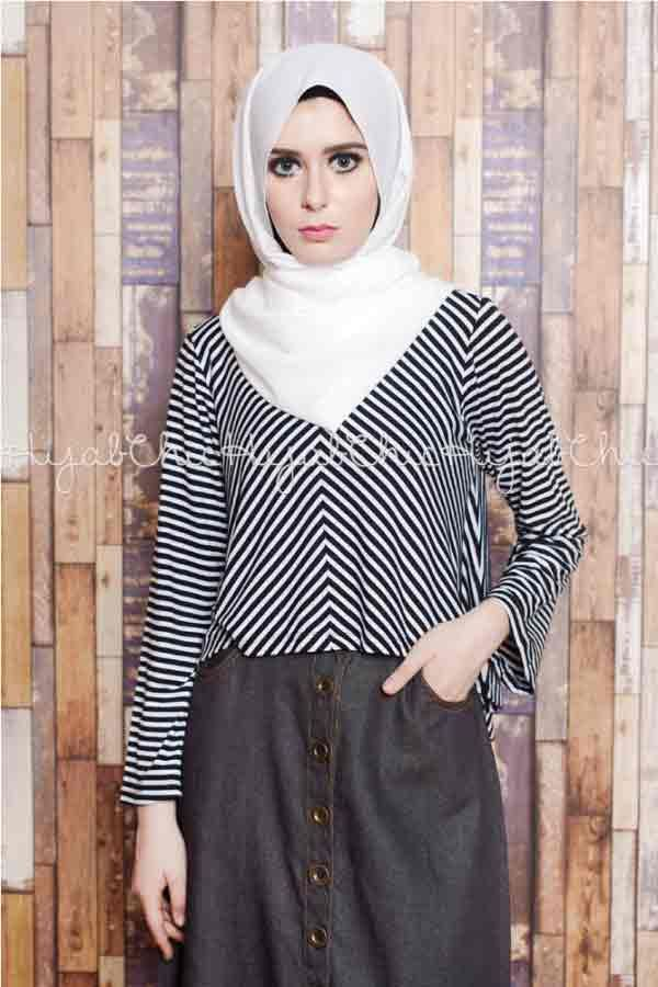 cool white scarf arabian and pakistani hijab styles trend 2017 2018
