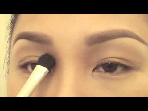 Eyebrow Make-Up Tutorial [especially for thin/light brows]