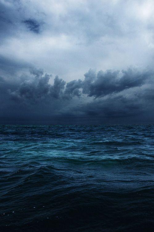 beautiful beautiful dark blues