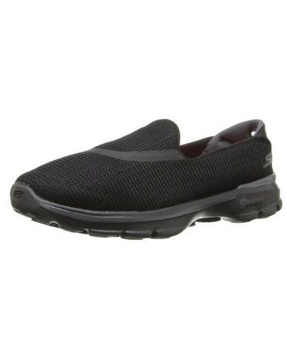 SKECHERS WOMENS GO WALK 3 SLIP-ON WALKING SHOE - Was $ 99.95 - Now $ 30.04