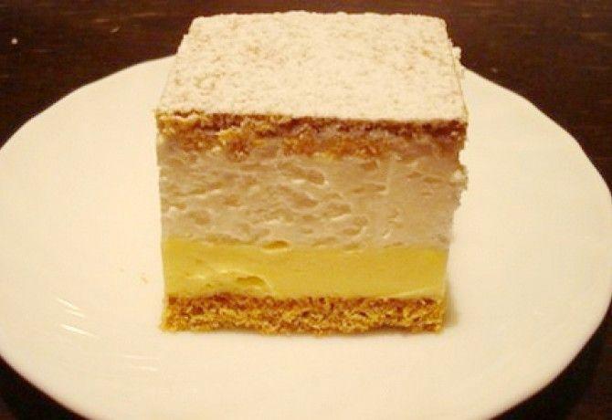 14 olcsó krémes sütemény - tíz ujjad megnyalod! | NOSALTY