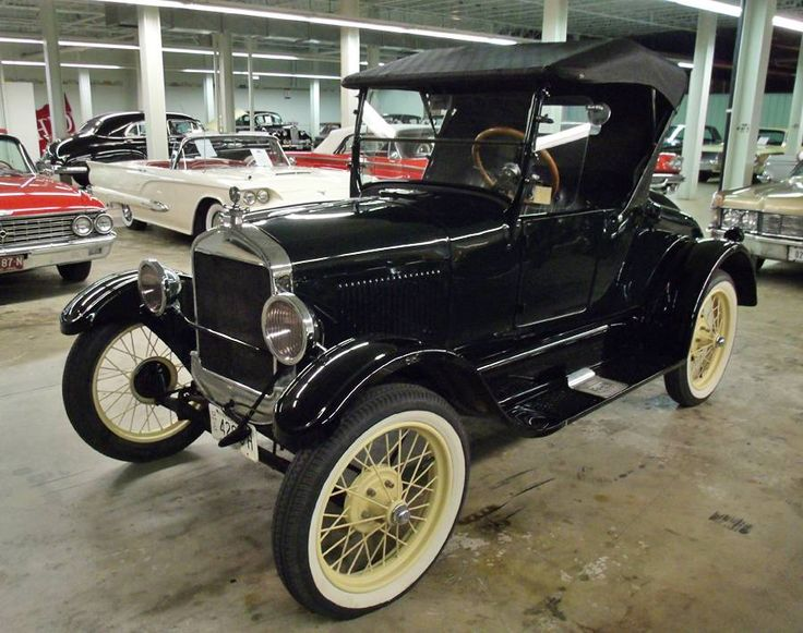 1926 Ford Model T Rumble Seat Roadster Ford models