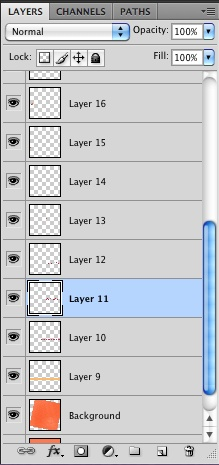 Multiple Layers Preview