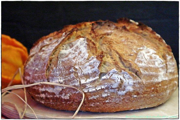 Sauerteig-Topfbrot mit Übernachgare brotbackliebeundmehr Foodblog