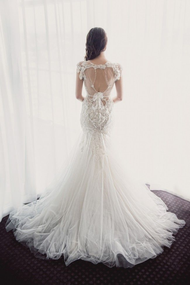 17 Best images about Dresses with beautiful backs on Pinterest ...
