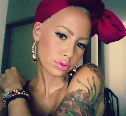 Amber Rose After baby