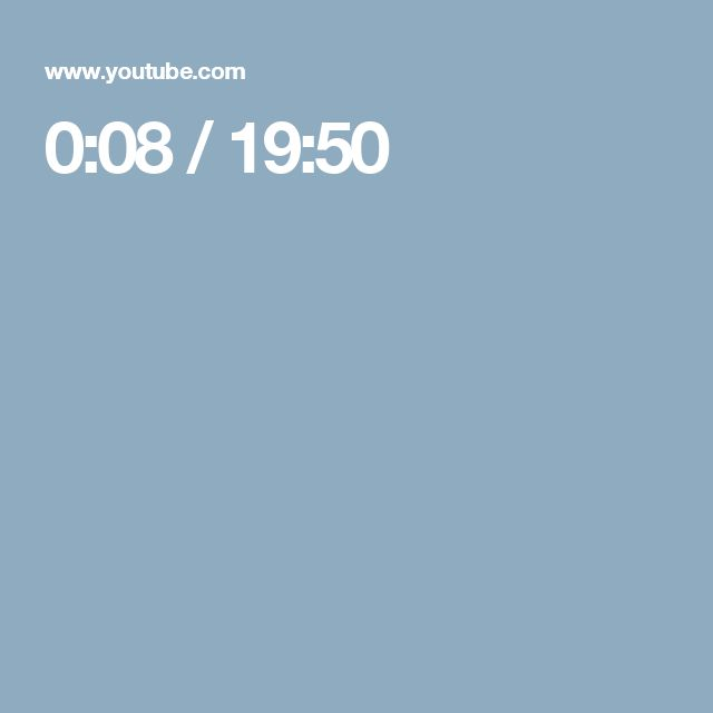0:08 / 19:50
