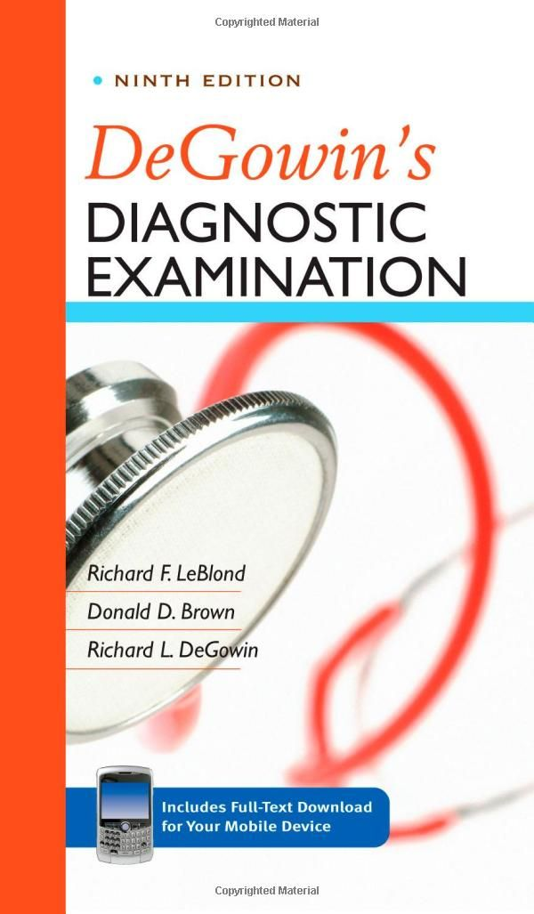 57 best health sciences nursing ebooks images on pinterest degowins diagnostic examination edition pdf books library land fandeluxe
