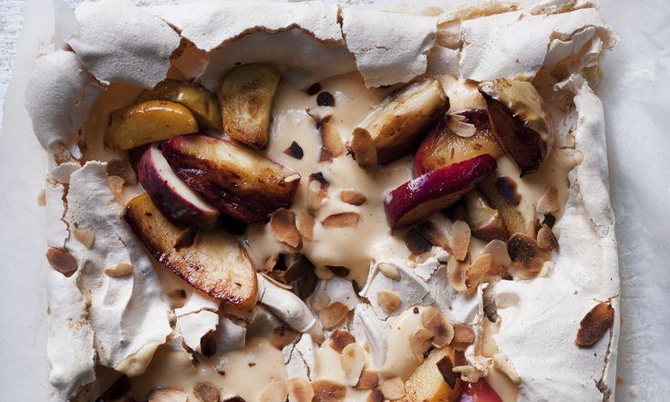 Nigel Slater's meringue recipes