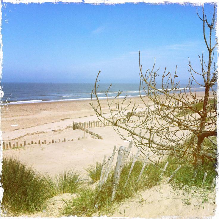 Thornham beach