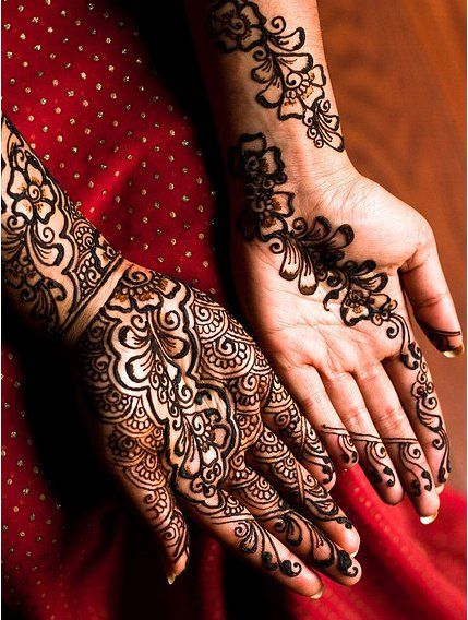 Mehndi Designs Ungli : Stunning mehndi designs for arms to try in