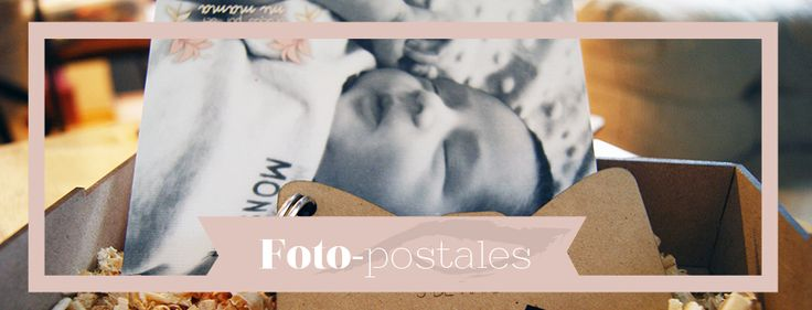 Foto-postales #card #photography #gift #announcement