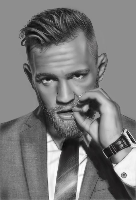 The notorious one conor mcGregor. Photoshop sketch. http://ift.tt/2aqyCEx