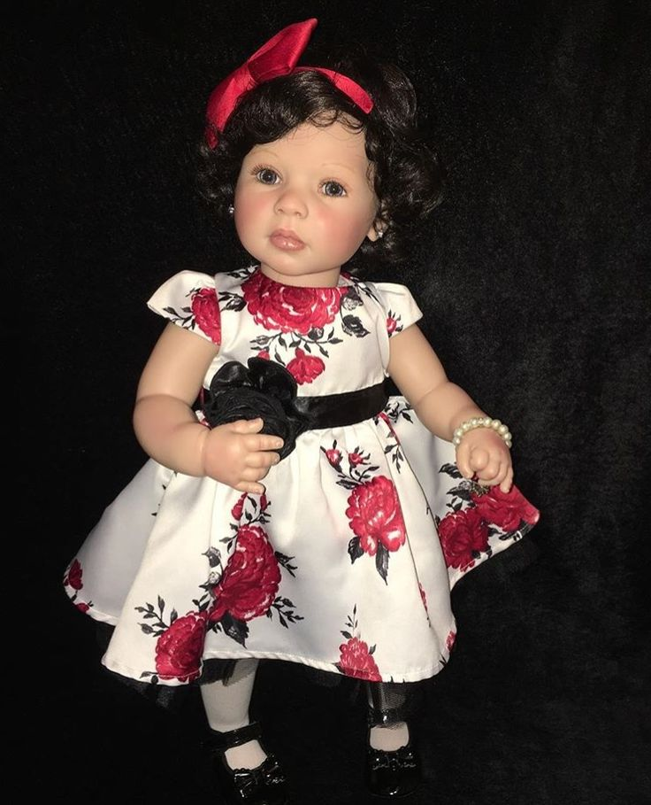 Lee Middleton custom reborn doll.