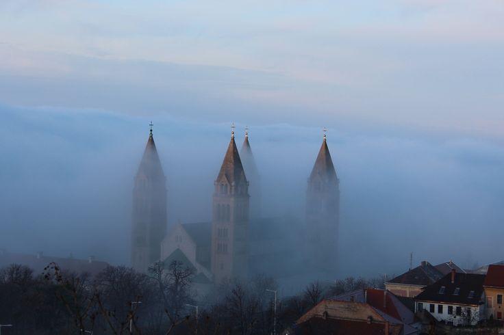 Bazilika Pécs, Hungary