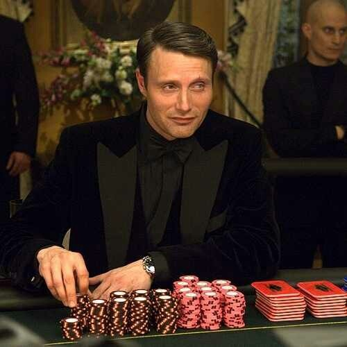 Mads in Casino Royale